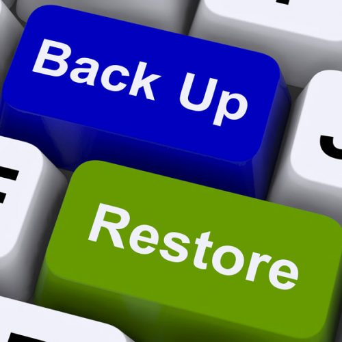 Social Solutions SA Back up and Restore